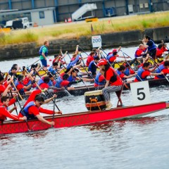 IPH joins Dragon Boat Race London 2015