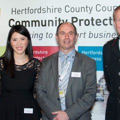 Hertfordshire event highlights government support for Britain's Chinese entrepreneurs